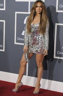 Vestidos de Jennifer Lopez