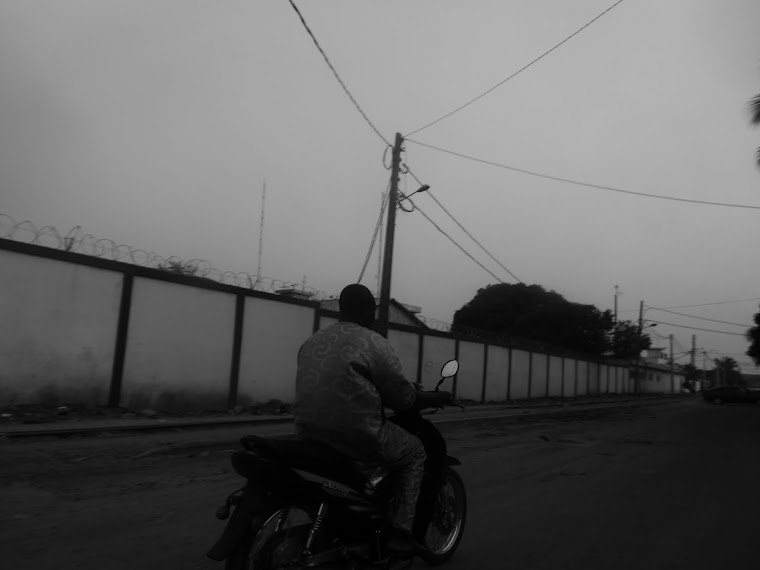 CA -moto- COTONOU /  BENIN