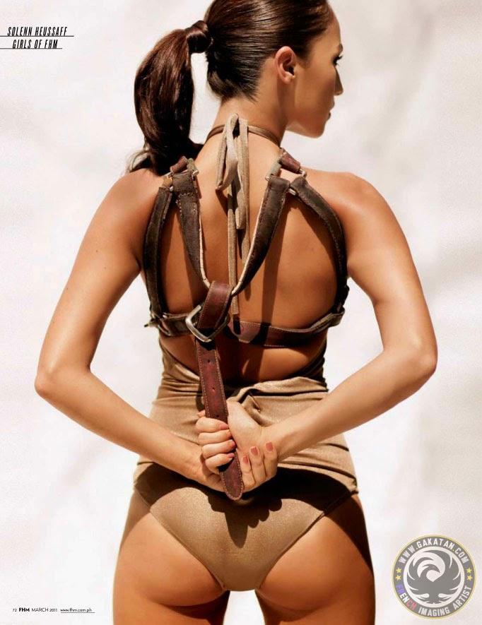 solenn heussaff sexy naked pics 02
