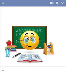 Teacher Emoticon | Symbols & Emoticons