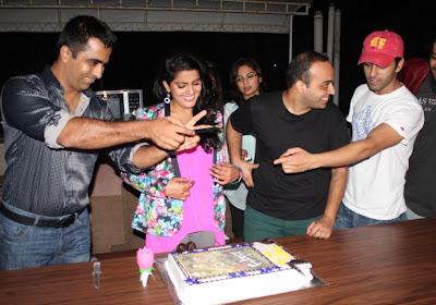 Celebrities grace the Fukrey movie success party