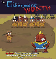 The Fisherman's Wrath walkthrough.