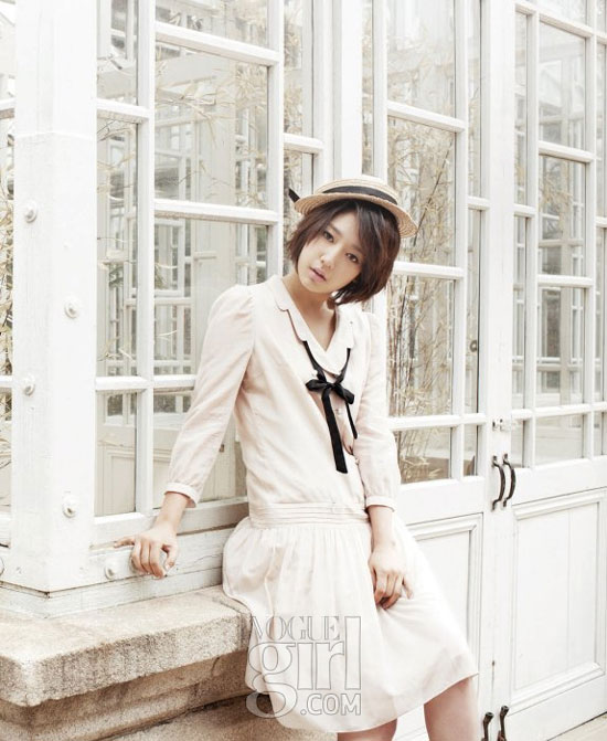 Korean actress Park Shin hye on Vogue Girl entrepot 5 Kumpulan Foto Cantik dan Profil Lengkap Park Shin Hye
