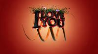 Tải hình ảnh có chữ I Love You