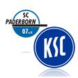 SC Paderborn - Karlsruher SC