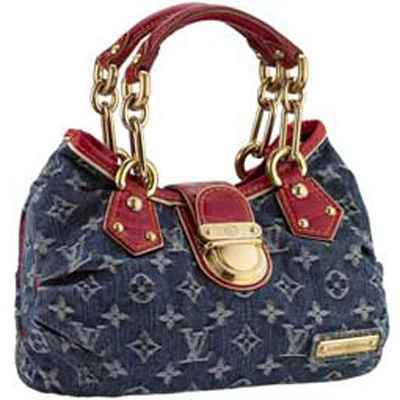 Louis Vuitton Monogram Denim Bags