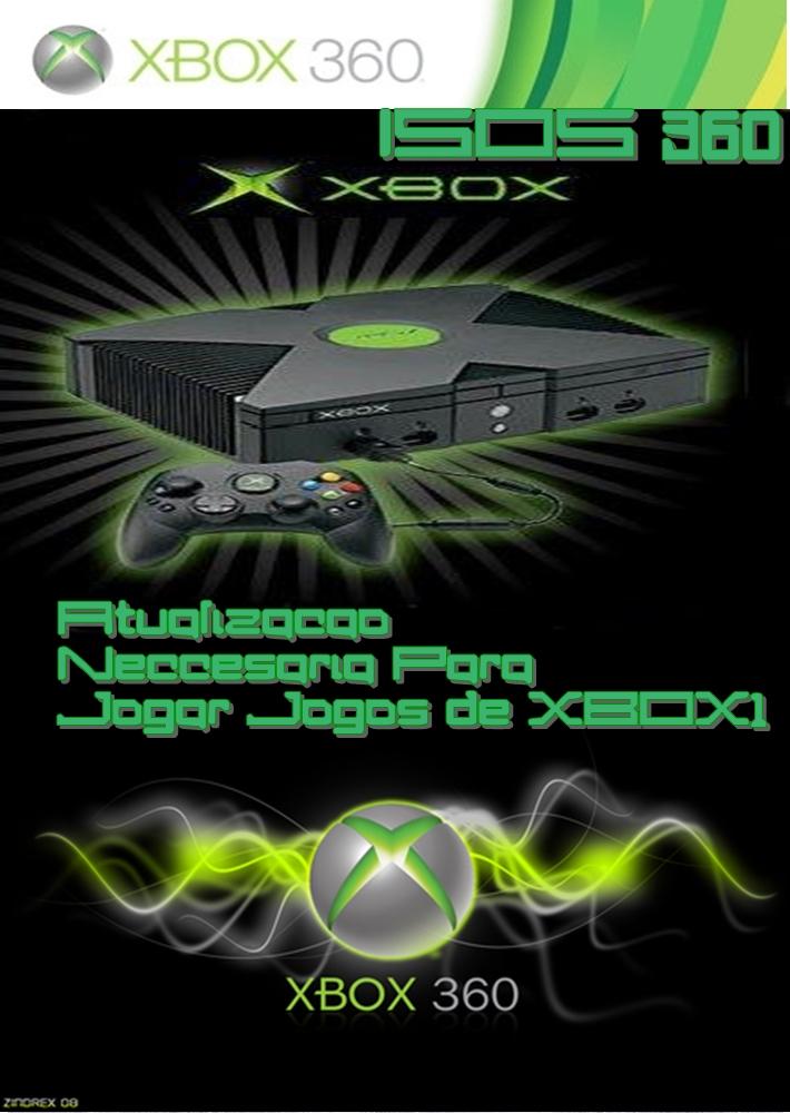 ιѕσѕ atualização necessária para rodar jogos de xbox
