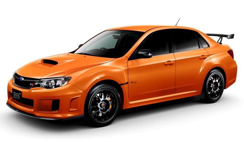 Subaru WRX STI tS Type RA. Majalah Otomotif Online