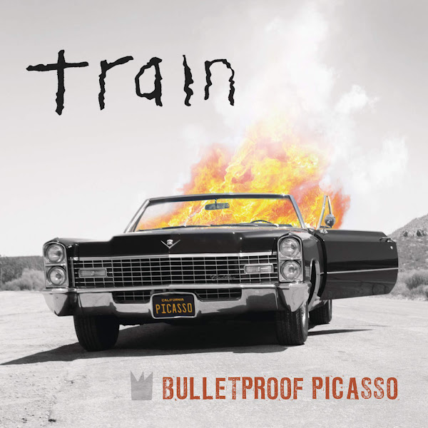 Train - Bulletproof Picasso Cover