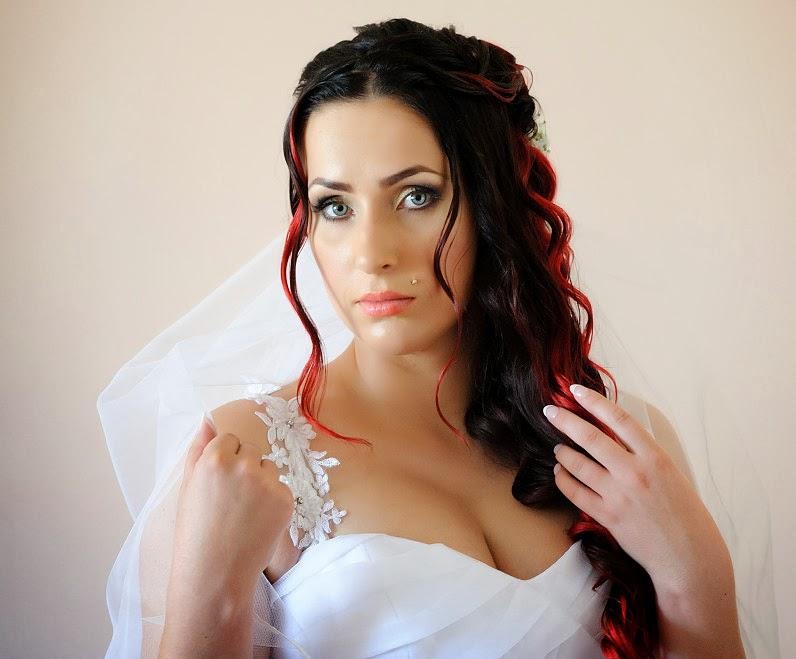 nuotaka raudonais plaukais