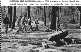 Indian Head EOD Training