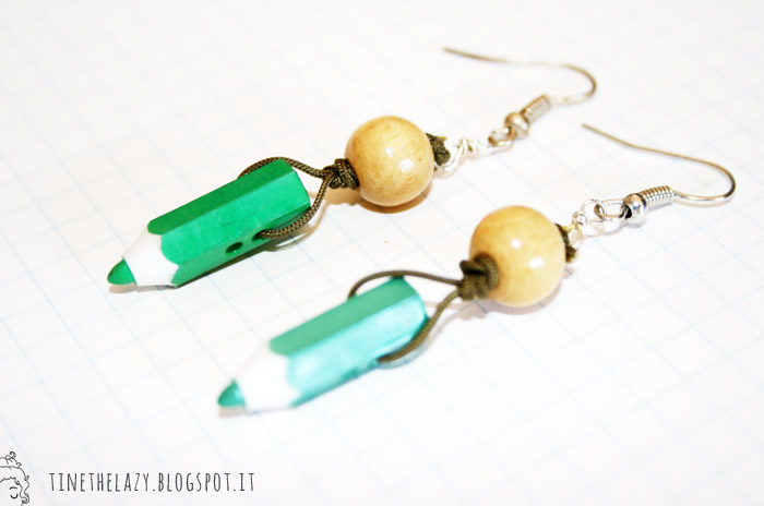 back to school earrings