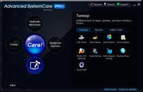 Download software Advanced SystemCare Free (Software untuk memaksimalkan kerja komputer)