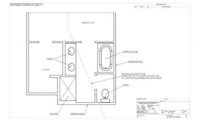 Planos Gratis de Cuartos de Baño | Baños y Muebles