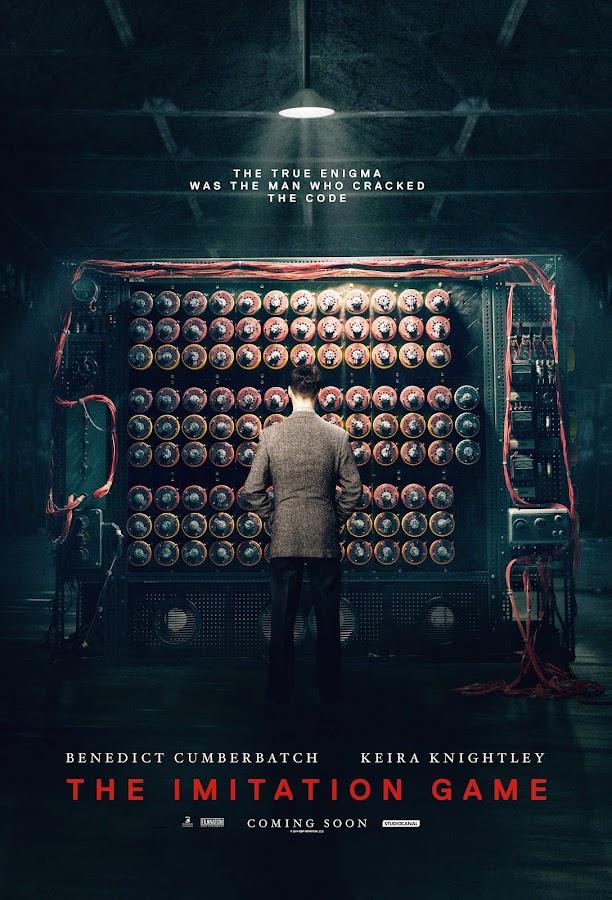 ตัวอย่างหนังใหม่ :  The Imitation Game ถอดรหัสลับ อัจฉริยะพลิกโลก (ซับไทย) poster