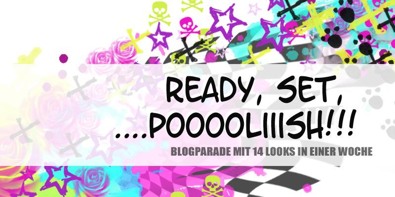 Ready, Set, Pooooliiish!!! - Ostern