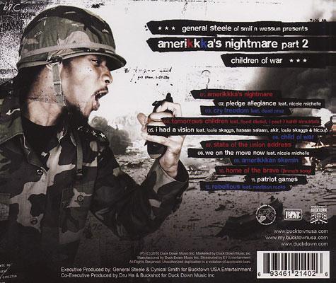 BCCFoLife Blog: Buckshot, Steele & Various Artist - 2 Hits ...