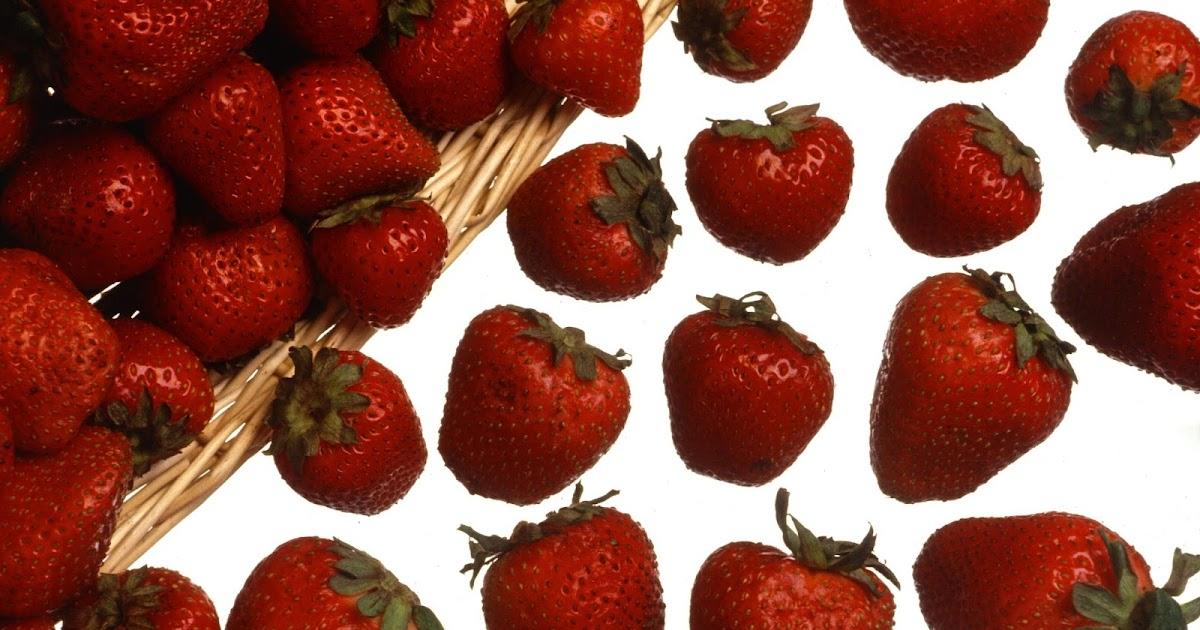 Imagenes Sin Copyright: Fresas, avalancha de vitamina C