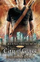 bookcover of CITY OF GLASS by Cassandra Clare