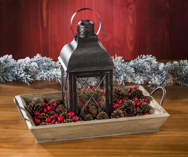 Quick and Easy Christmas Tablescapes @craftsavvy #craftwarehouse #holiday #table #decor #diy