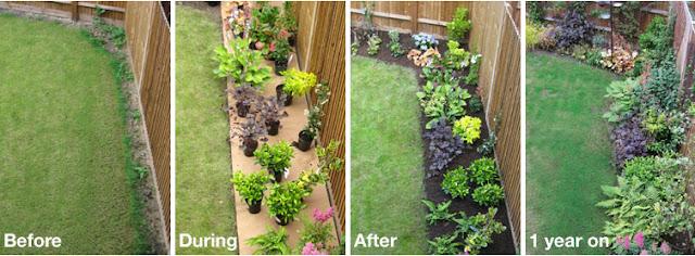 Marycot paisajismo diy - Arriate plantas ...