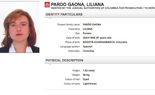 liliana pardo interpol