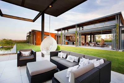 Casa Sustentavel sul africana