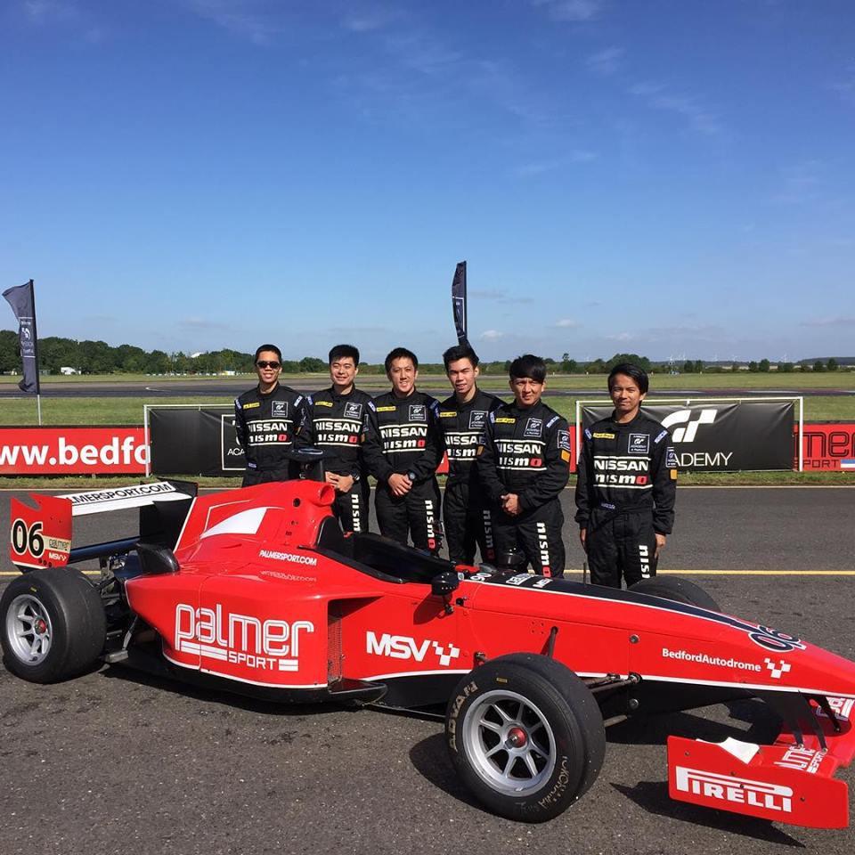 GTA Silverstone