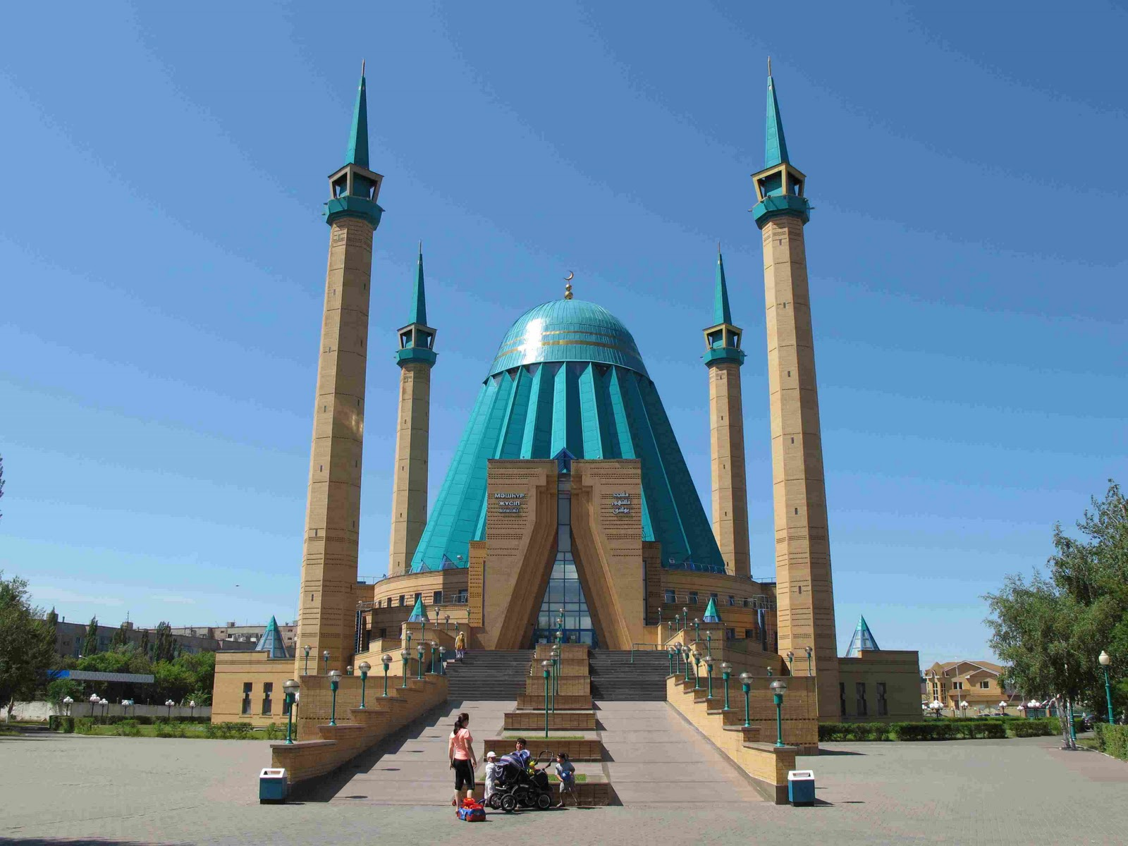 WHAT does a Mosque look like   amosqueaday