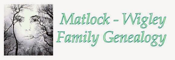 Kathy's Family Genealogy