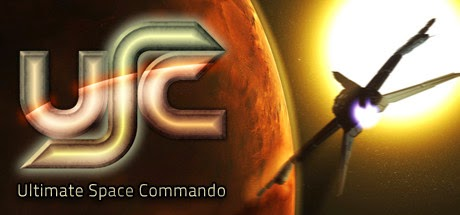 descargar Ultimate Space Commando pc full español iso