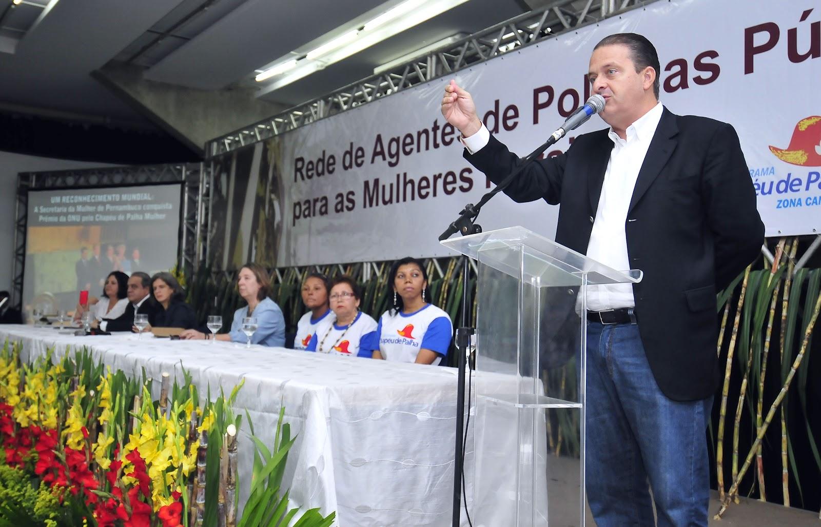 Chapéu de Palha Mulher capacitou mais de três mil trabalhadoras da Zona da  Mata 3468df90150