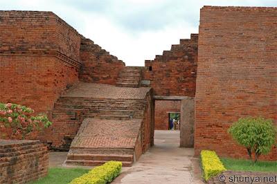 Nalanda University in Bihar