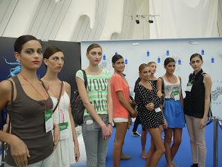 Modelos Valencia Fashion Week