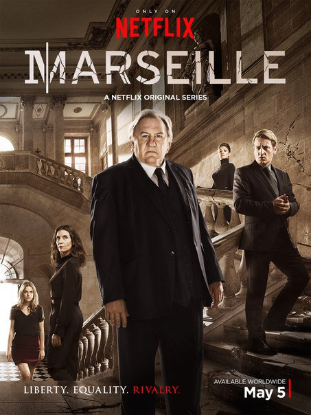 Marseille 1ª Temporda Torrent - WEBRip 720p Dual Áudio (2016)