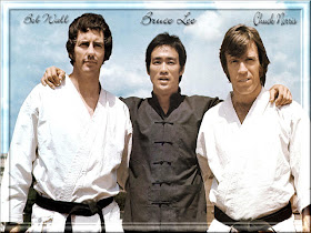 BRUCE LEE & FRIENDS