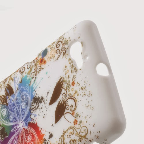 Vivid Butterfly TPU Jelly Case for Sony Xperia M C1905 C1904 C2004 C2005