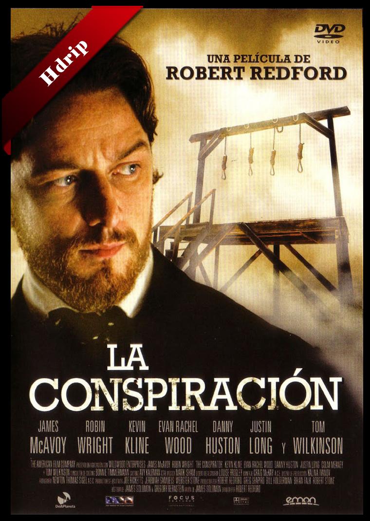 La Conspiracion Hdrip Castellano 2010