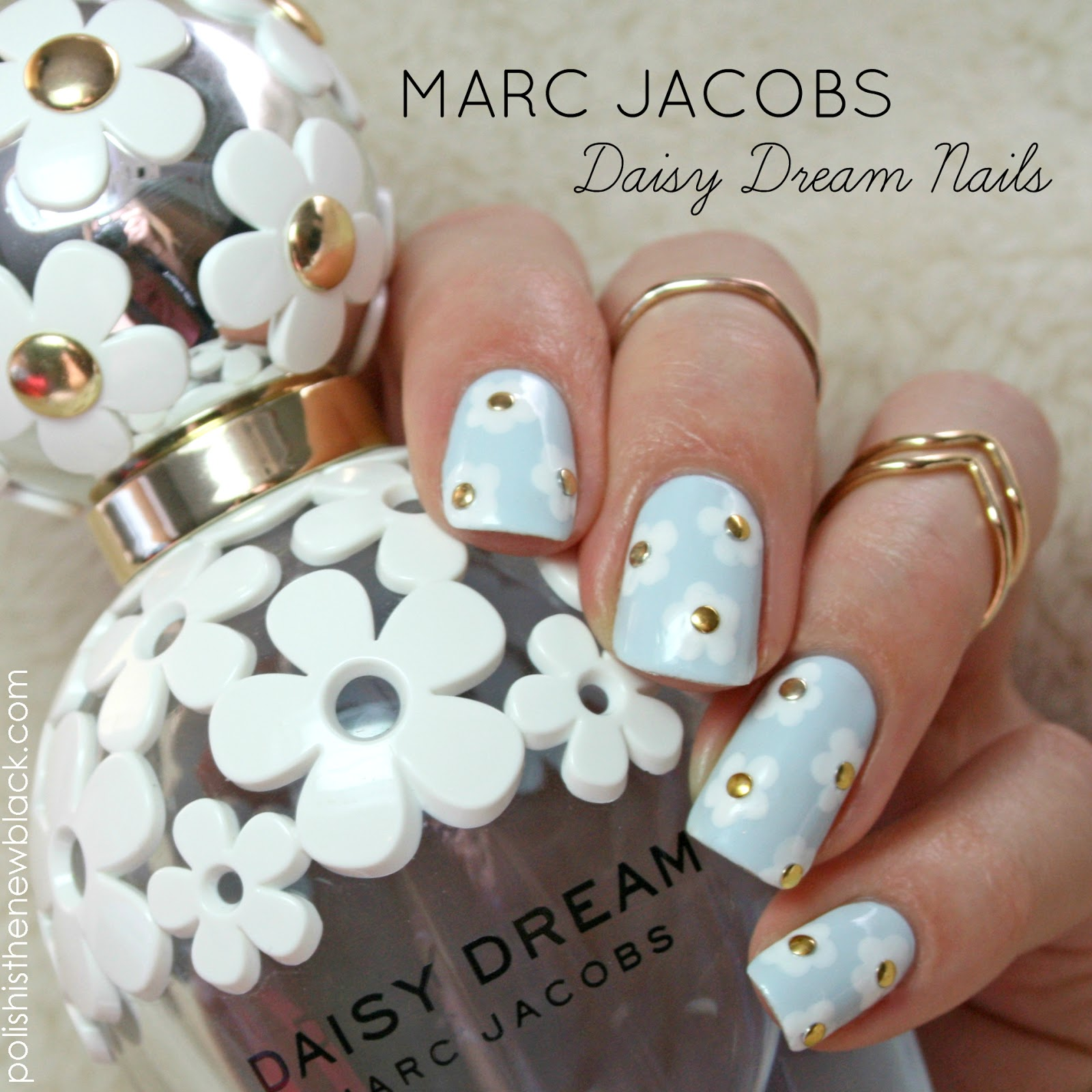 Marc Jacobs Daisy Dream Nails / Polish Is The New Black