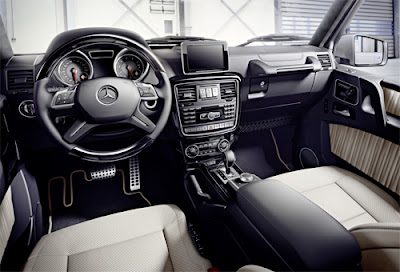 Mercedes G500 4x4 - off-road hạng sang giá 256.000 USD