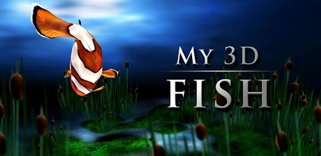 My 3D Fish v1.5 APK