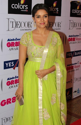 Asin at great women awards