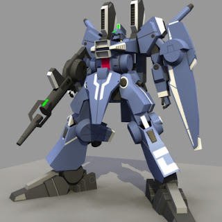 Download Papercraft Gundam Mk 5 | Free Download Papercraft Gundam Mk 5 | Papercraft Gundam Mk 5 mediafire