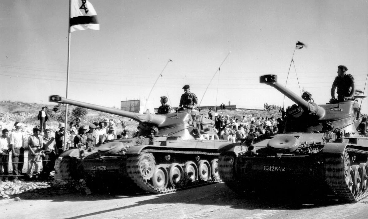 war for israel The 1948 arab–israeli war, or the israeli war of independence, was fought between the newly declared state of israel and a military coalition of arab states over the control of former british palestine, forming the second and final stage of the 1947–49 palestine war.