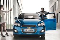 Chevrolet in Europa