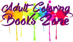 Adult Coloring Books Zone