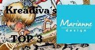 "TOP-3 M.D. Kreadiva's op 10-07 2017 (#35) ""Zomerzon"""