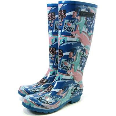 botas de agua para mujer 2012 2013