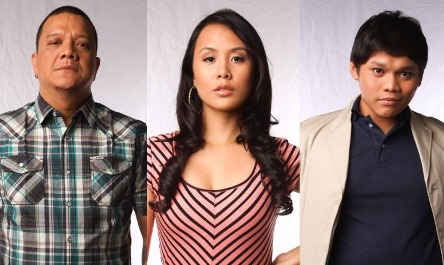 Mitoy, Kimpoy Mainit, Diday Garcellano Live Shows Performance - Team Lea of The Voice of the Philippines