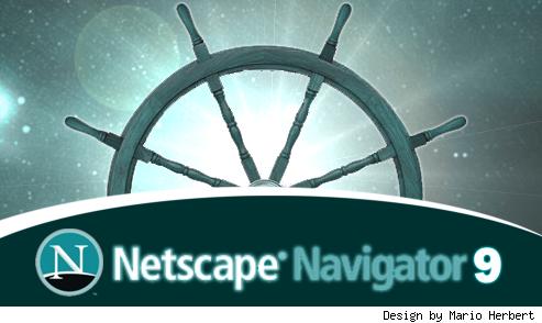 Netscape Navigator 9